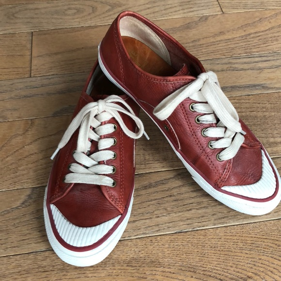Frye Shoes | Leather Tennis Size 8